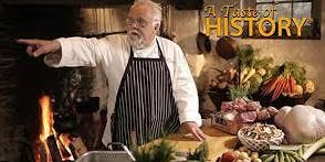 """TV's """"A Taste of History"""" at Pomona Hall with Chef Staib"""