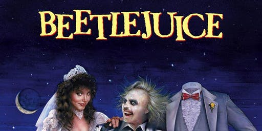 Drive in movies presents - Beetlejuice!