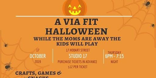 A VIA FIT Halloween