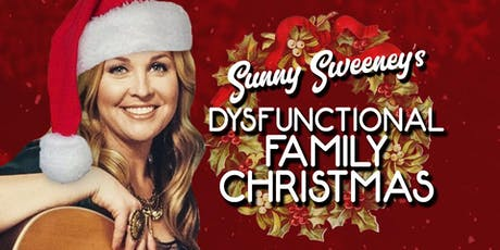 Sunny Sweeney's Disfunctional Family Christmas tickets