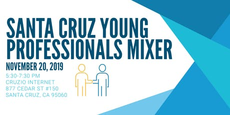 Santa Cruz Young Professionals Mixer tickets
