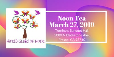 Hinds Guild of Hope Noon Tea