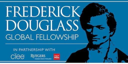 Frederick Douglass Global Fellowship