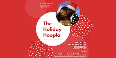 BMSC Presents Holiday Hoopla! Ugly Sweater Party