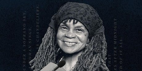 Harlem Renaissance Book Series - I'm Black when I'm Singing, I'm Blue when I Ain't - Sonia Sanchez tickets
