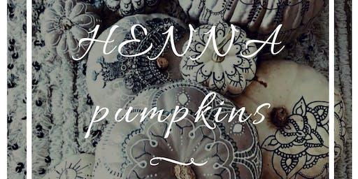 Full Moon Henna Pumpkins & Cacao