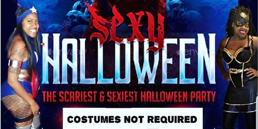 4th ANNUAL SEXY HALLOWEEN PARTY