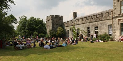 2020 Weekend Ticket - Borris House Festival of Writing & Ideas