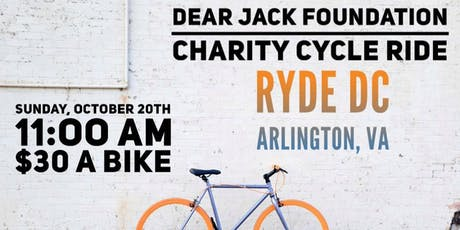 Dear Jack Foundation Charity Cycle Ride tickets