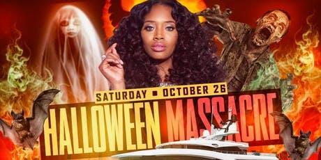 HALLOWEEN MASSACRE COSTUME PARTY w/YANDY SMITH tickets