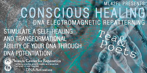 Conscious healing- Tapping into the Potential of your DNA