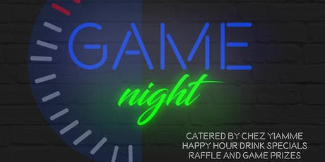 """Ignite A Change Reaction: """"Play It Forward"""" Game Night tickets"""