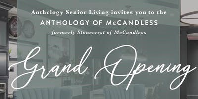 Anthology of McCandless Grand Opening