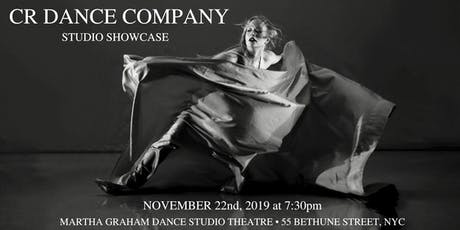 CR DANCE COMPANY STUDIO SHOWCASE tickets