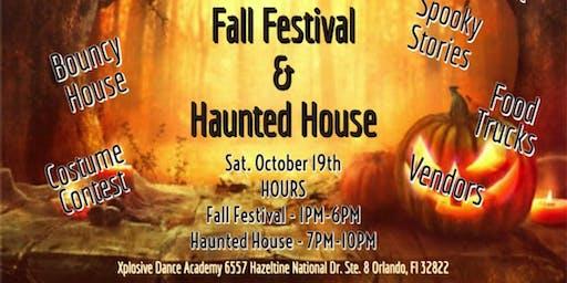 Fall Festival/Haunted House