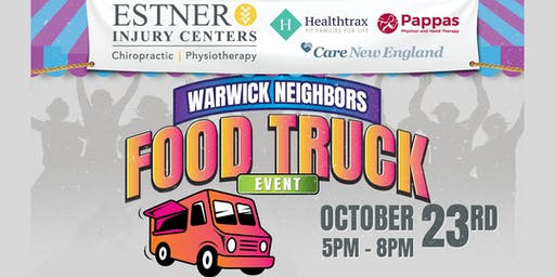 Warwick Neighborhood Food Truck event