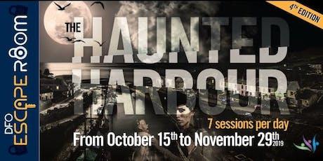 GCWCC: The Haunted Harbour // Jeu D'Évasion: Le Port Hanté (October Dates) tickets
