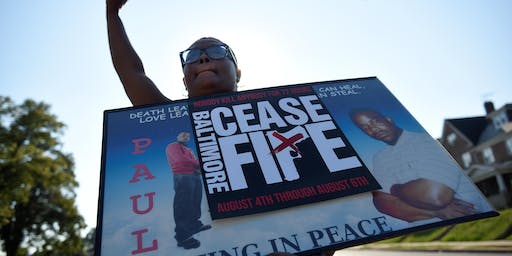 How Baltimore Ceasefire Fights for Peace, Cuts Violence in Half