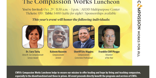 Compassion Works Luncheon