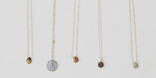 Pebbles & Gold Holiday Kick Off Trunk Show