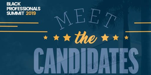 Meet the Candidates Symposium and Networking Mixer