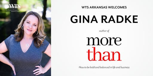 WTS Arkansas November Program: Gina Radke