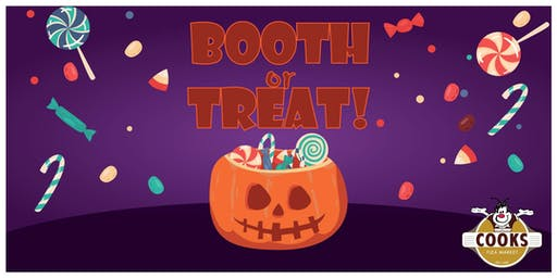 Booth or Treat