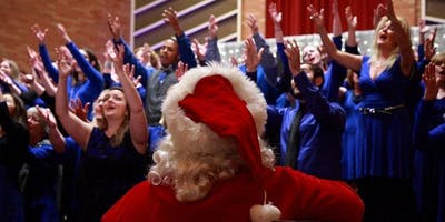 """""""Celebrate!"""" Holiday Pops Concert & Gift Drive"""