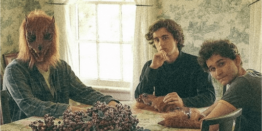 The Brazen Youth, Hall Johnson in The Ridglea Room