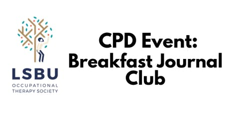 Breakfast Journal Club tickets