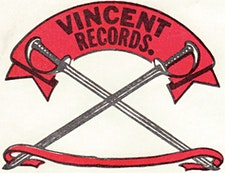 Vincent Records, Inc. logo