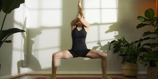 Fall Yoga Flow