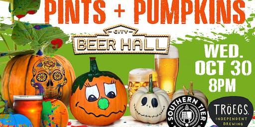 Pints N Pumpkins
