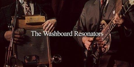 The Washboard Resonators tickets
