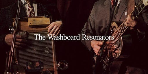 The Washboard Resonators