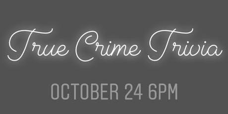 TRUE CRIME TRIVIA- Movie Edition tickets