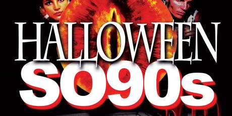 Halloween S0-90s  - The Odeon  - With FM104s Nobby tickets