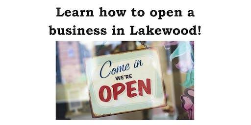New Business Workshop