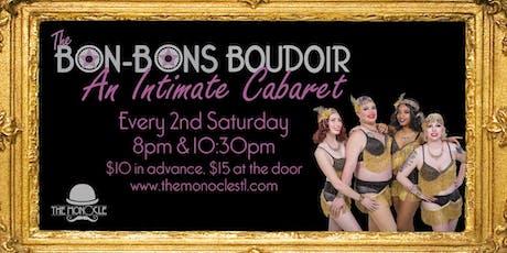 The Bon-Bons Burlesque Boudoir tickets