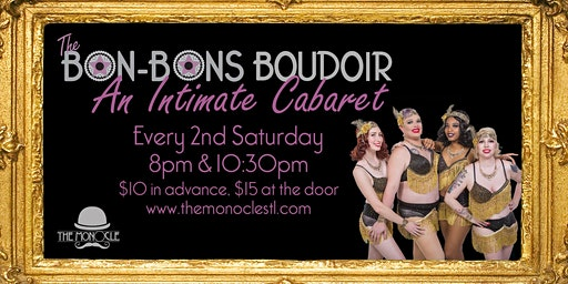 The Bon-Bons Burlesque Boudoir