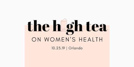 The High Tea on Women's Health