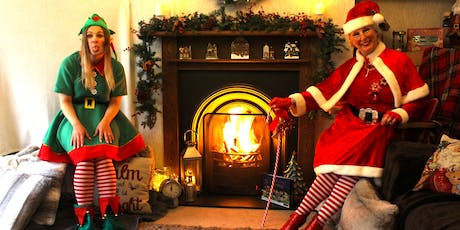 A 'Christmas Storytime Experience' with Mother Christmas at Ashton Court tickets