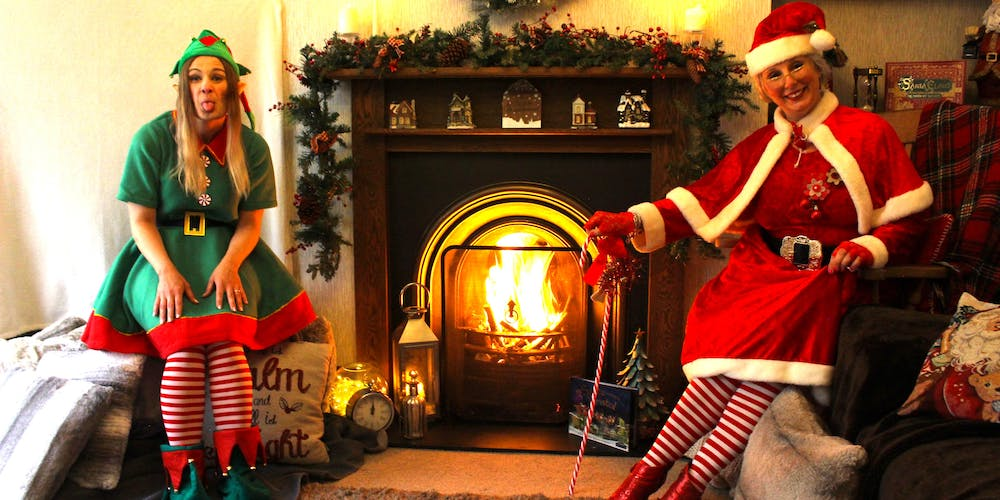 Mother Christmas.A Christmas Storytime Experience With Mother Christmas At Ashton Court
