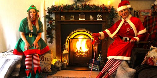A 'Christmas Storytime Experience' with Mother Christmas at Ashton Court