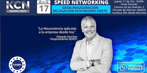 """La neurociencia aplicada a tu empresa"" - Evento inaugural KCN Madrid Oeste"