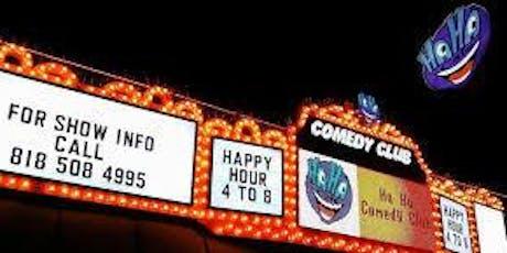 Haha Comedy Club VIP  tickets