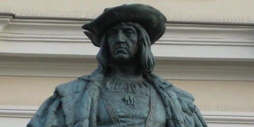 """Maximilian I. (1459-1519). Ein """"Medienkaiser"""" im Spannungsfeld."""