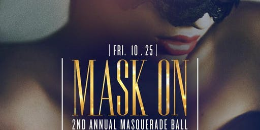 MASK ON: AN UPSCALE MASQUERADE AFFAIR