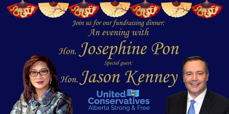 An Evening with Hon. Josephine Pon tickets