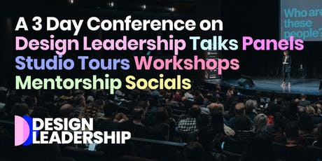 Design Leadership Summit - For folks leading and managing design teams tickets